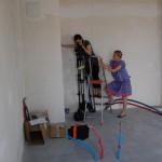 fotosy z planu filmowego BLASZANKA STUDIO