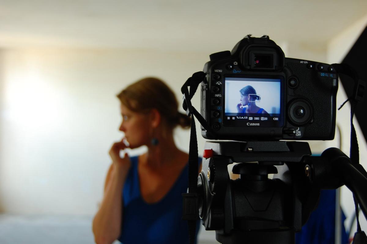 fotografia film InSide backstage Blaszanka