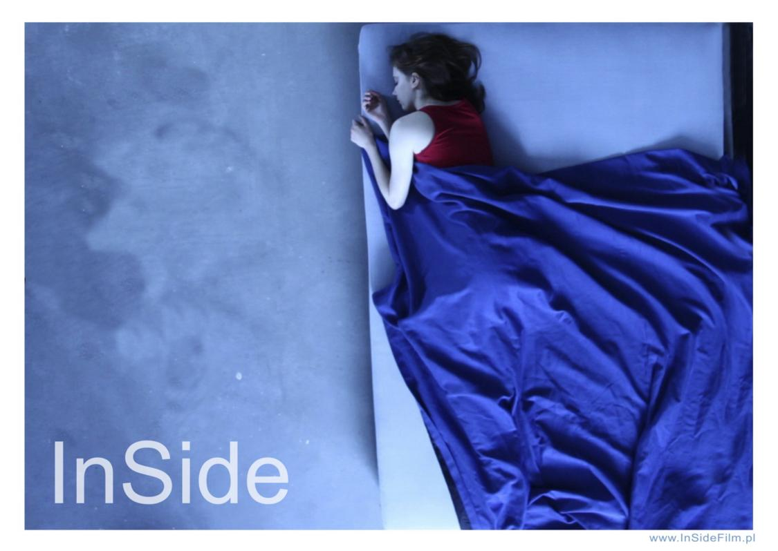 plakat fotografia film InSide Warszawa Blaszanka