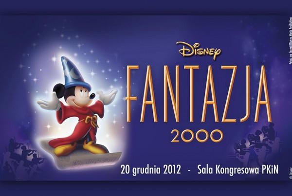 koncert filmowy disney fantazja 2000